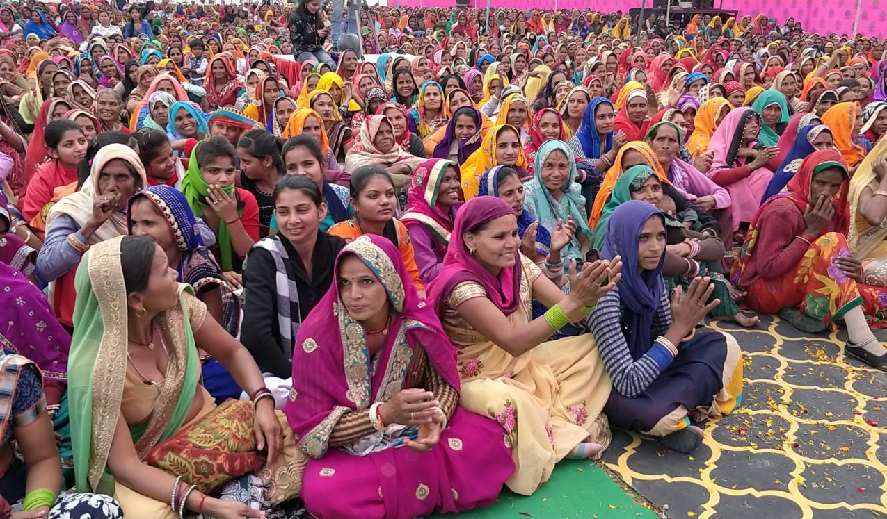 Women at concert on MKBKSH. © PFI