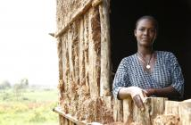An Ethiopian lady who married at 15