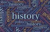 History and change banner