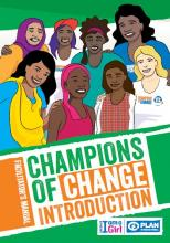 Cover of Champions of Change (girls)
