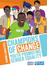 Champions of change cover