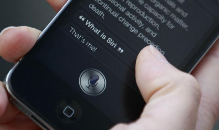 Many believe that Siri is submissive in the face of gender abuse. Image: REUTERS/Suzanne Plunkett