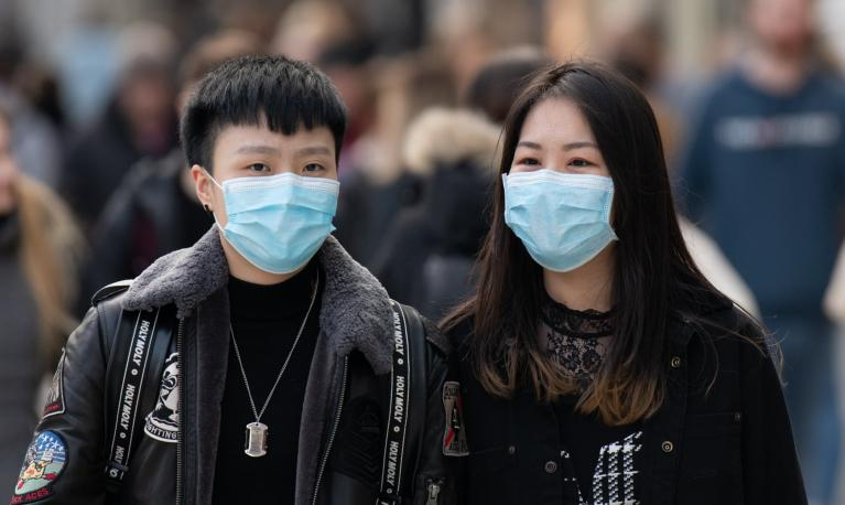 'Sex differences in our vulnerability to coronavirus and other life-threatening diseases are shaped by social norms and practices.' Photograph: Matthew Horwood/Getty Images