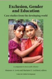 Photo of two girls in South Asia - front cover of this publication
