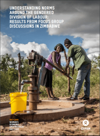 Oxfam report cover