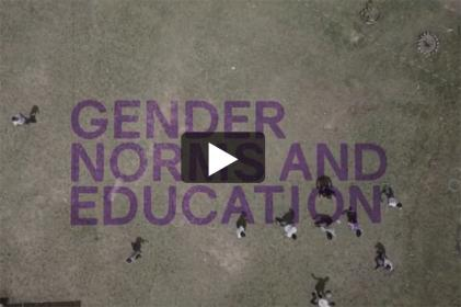 Gender norms and education video
