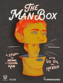 Cover of Man Box report