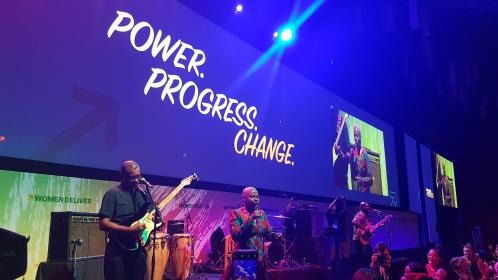 Power, progress, change